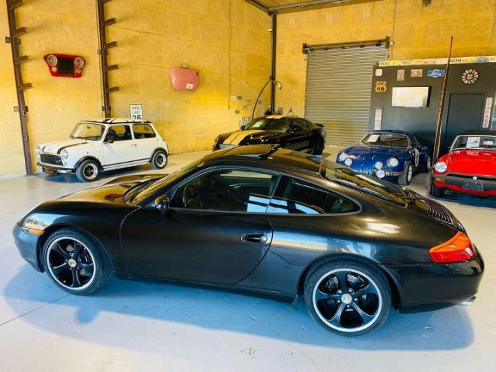 Porsche 911 (996) 3.4 CARRERA 300CH Noir - 4