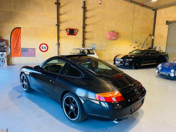 Porsche 911 (996) 3.4 CARRERA 300CH Noir - 5