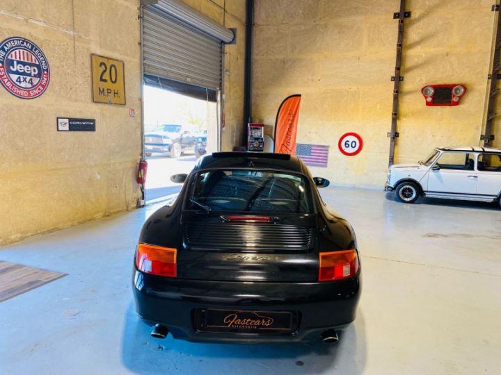Porsche 911 (996) 3.4 CARRERA 300CH Noir - 6