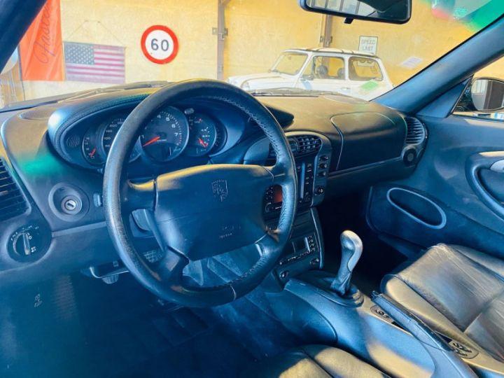 Porsche 911 (996) 3.4 CARRERA 300CH Noir - 11