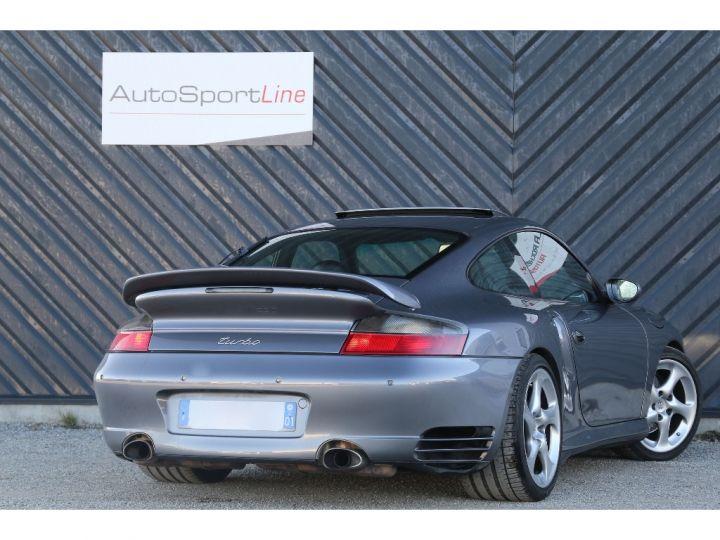Porsche 911 996 3.6 TURBO Tiptronic  - 6