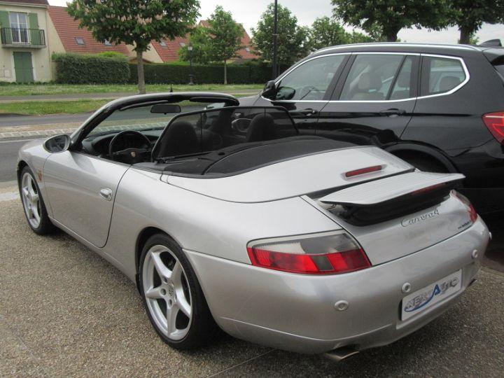 Porsche 911 (996) 300CH CARRERA 4 BV6 Gris Clair Occasion - 3