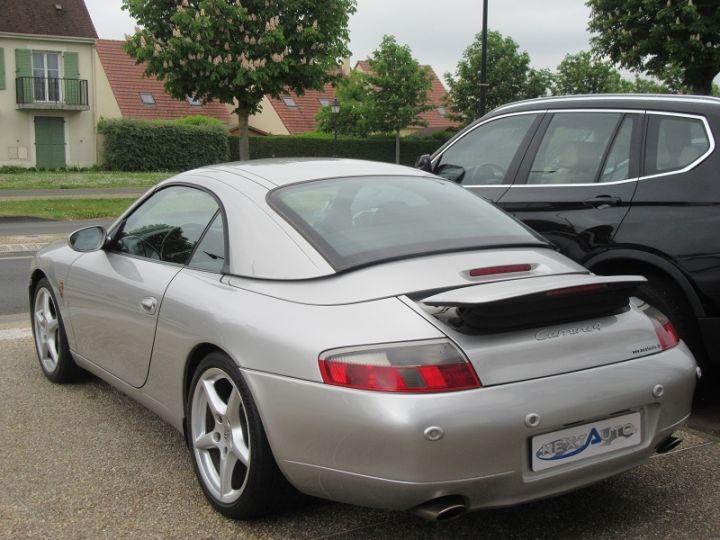 Porsche 911 (996) 300CH CARRERA 4 BV6 Gris Clair Occasion - 11