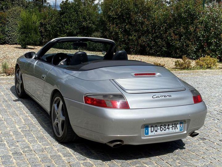Porsche 911 (996) 300CH CARRERA BV6 Gris C - 3