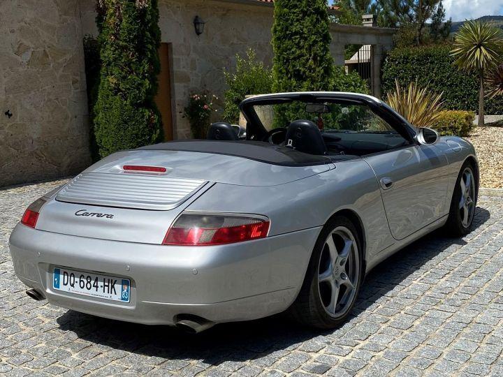 Porsche 911 (996) 300CH CARRERA BV6 Gris C - 4