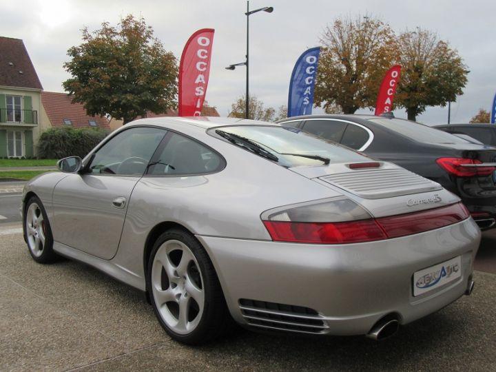 Porsche 911 (996) 320CH CARRERA 4S TIPTRONIC S Gris Clair Occasion - 3