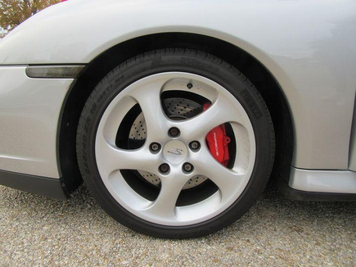 Porsche 911 (996) 320CH CARRERA 4S TIPTRONIC S Gris Clair Occasion - 11