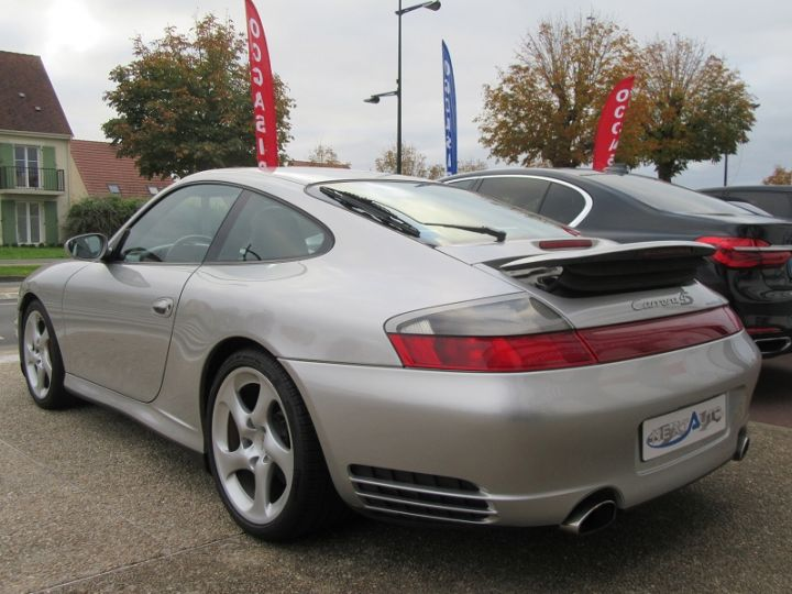 Porsche 911 (996) 320CH CARRERA 4S TIPTRONIC S Gris Clair Occasion - 12