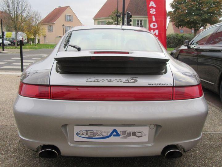 Porsche 911 (996) 320CH CARRERA 4S TIPTRONIC S Gris Clair Occasion - 13