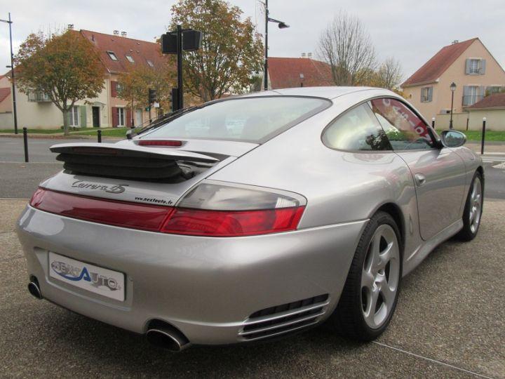 Porsche 911 (996) 320CH CARRERA 4S TIPTRONIC S Gris Clair Occasion - 14