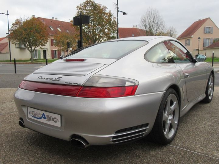 Porsche 911 (996) 320CH CARRERA 4S TIPTRONIC S Gris Clair Occasion - 15