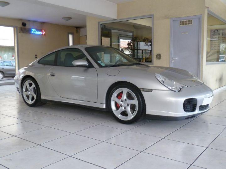 Porsche 911 996 CARRERA 4S BVM6 GRIS ARTIC METALLISE - 1