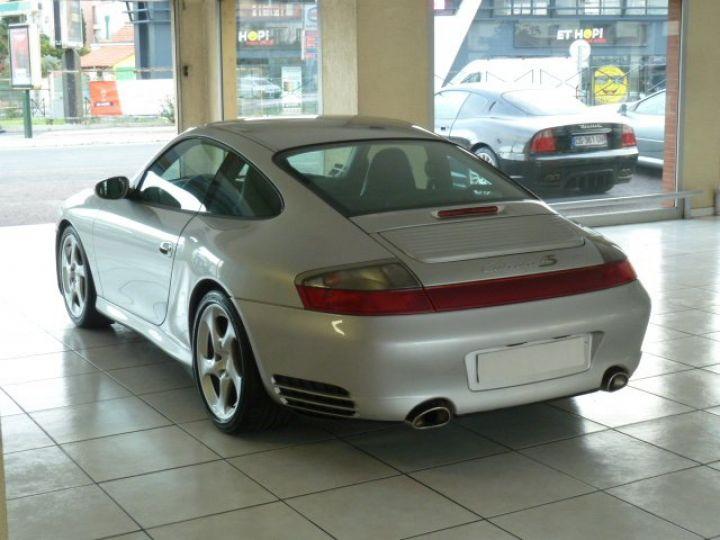 Porsche 911 996 CARRERA 4S BVM6 GRIS ARTIC METALLISE - 2
