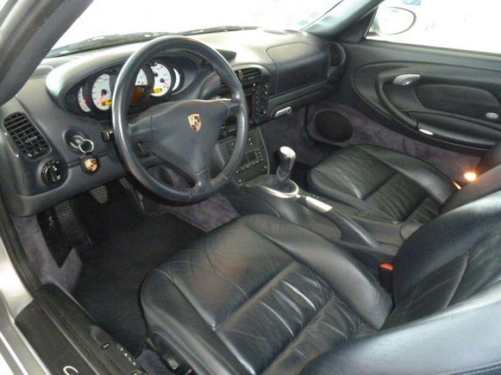 Porsche 911 996 CARRERA 4S BVM6 GRIS ARTIC METALLISE - 3