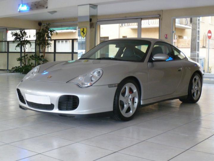 Porsche 911 996 CARRERA 4S BVM6 GRIS ARTIC METALLISE - 5