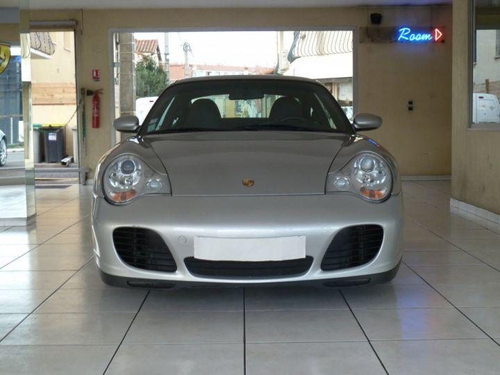Porsche 911 996 CARRERA 4S BVM6 GRIS ARTIC METALLISE - 6