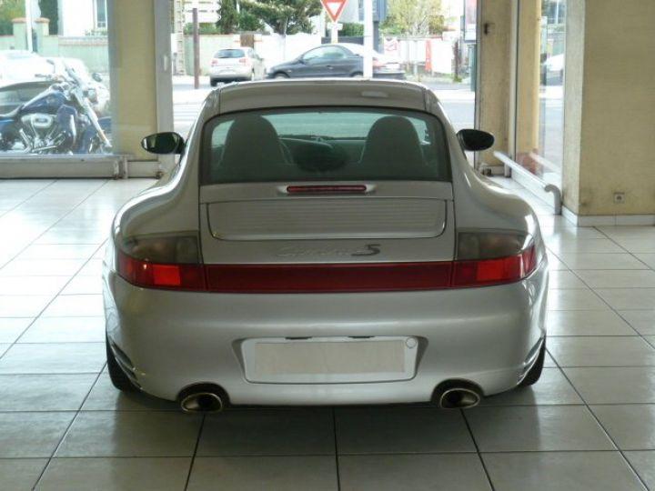 Porsche 911 996 CARRERA 4S BVM6 GRIS ARTIC METALLISE - 7