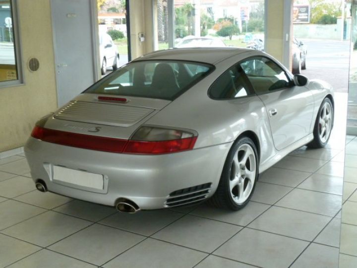 Porsche 911 996 CARRERA 4S BVM6 GRIS ARTIC METALLISE - 8