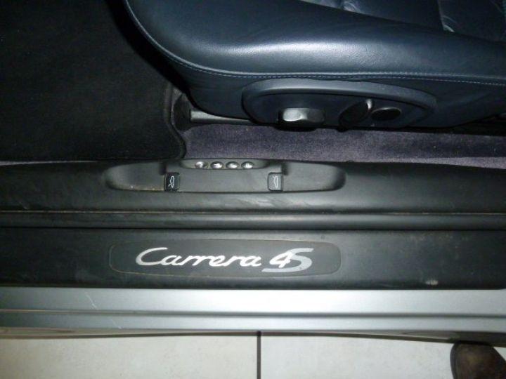 Porsche 911 996 CARRERA 4S BVM6 GRIS ARTIC METALLISE - 12