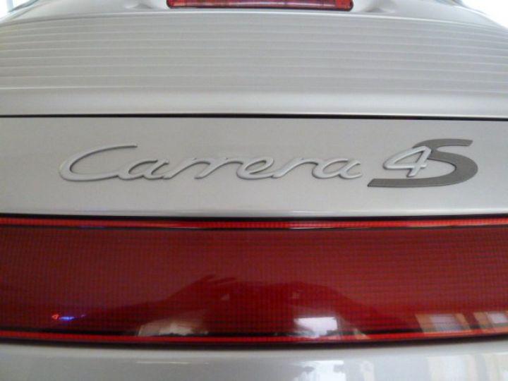 Porsche 911 996 CARRERA 4S BVM6 GRIS ARTIC METALLISE - 14