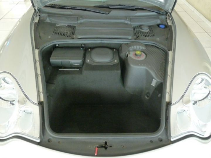 Porsche 911 996 CARRERA 4S BVM6 GRIS ARTIC METALLISE - 19