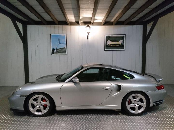 Porsche 911 996 TURBO 3.6 420 CV BV6 Gris - 1