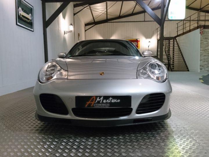 Porsche 911 996 TURBO 3.6 420 CV BV6 Gris - 3