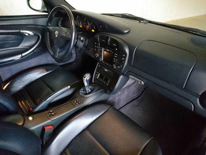 Porsche 911 996 TURBO 3.6 420 CV BV6 Gris - 6