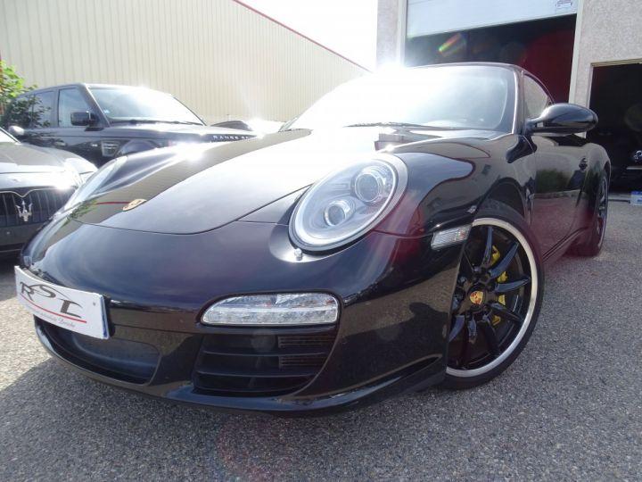 Porsche 911 997 2S MK2 Cabriolet 3.8L 385Ps Bv6 FULL Options noir - 1