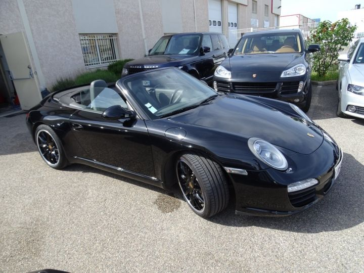 Porsche 911 997 2S MK2 Cabriolet 3.8L 385Ps Bv6 FULL Options noir - 4