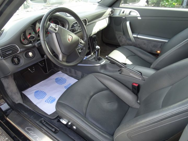 Porsche 911 997 2S MK2 Cabriolet 3.8L 385Ps Bv6 FULL Options noir - 8