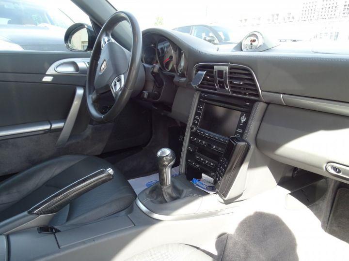 Porsche 911 997 2S MK2 Cabriolet 3.8L 385Ps Bv6 FULL Options noir - 12