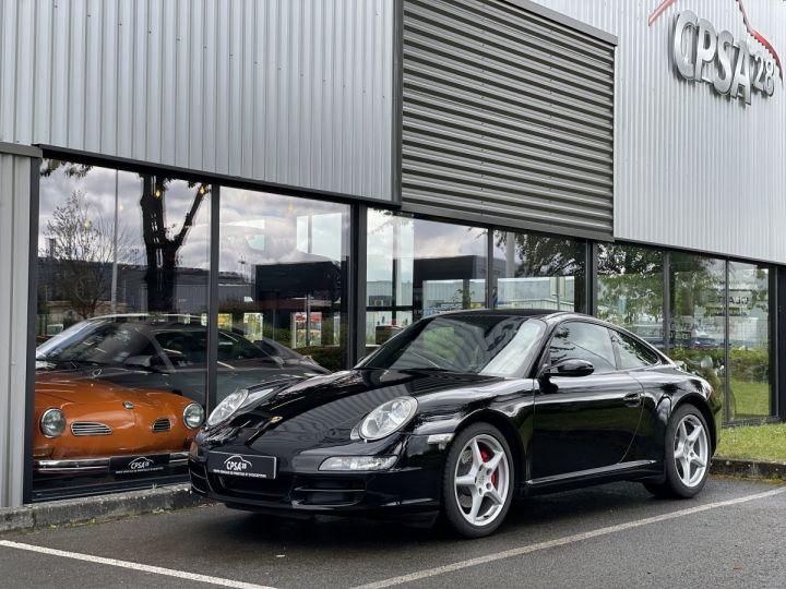 Porsche 911 (997) 3.6 325 CARRERA noire metal - 1