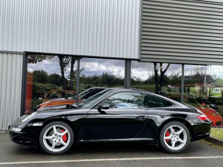 Porsche 911 (997) 3.6 325 CARRERA noire metal - 3