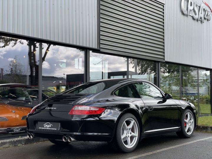 Porsche 911 (997) 3.6 325 CARRERA noire metal - 4