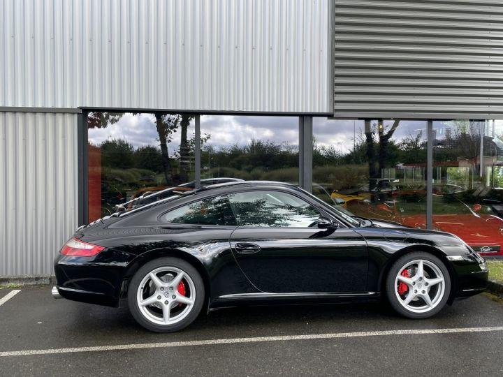 Porsche 911 (997) 3.6 325 CARRERA noire metal - 5
