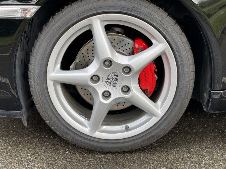 Porsche 911 (997) 3.6 325 CARRERA noire metal - 7