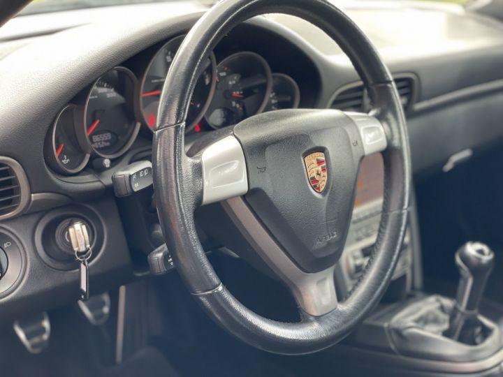 Porsche 911 (997) 3.6 325 CARRERA noire metal - 8