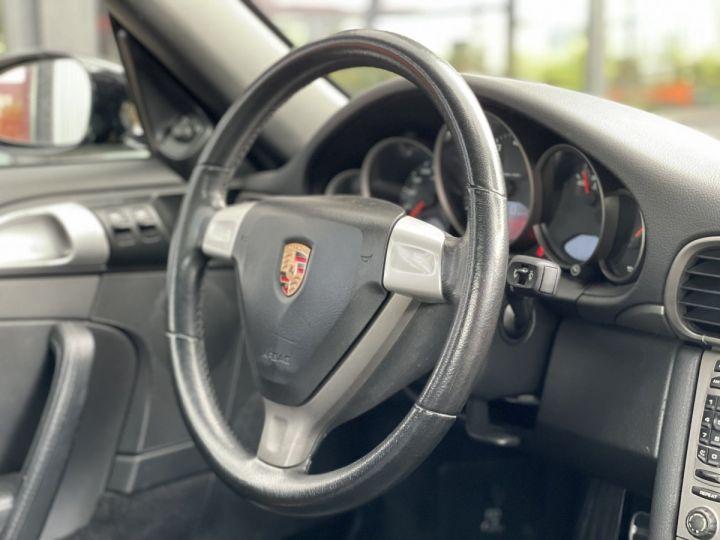 Porsche 911 (997) 3.6 325 CARRERA noire metal - 9