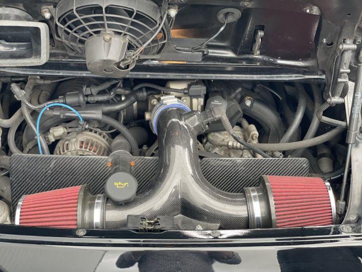 Porsche 911 (997) 3.6 325 CARRERA noire metal - 13