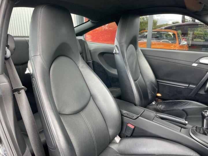 Porsche 911 (997) 3.6 325 CARRERA noire metal - 16