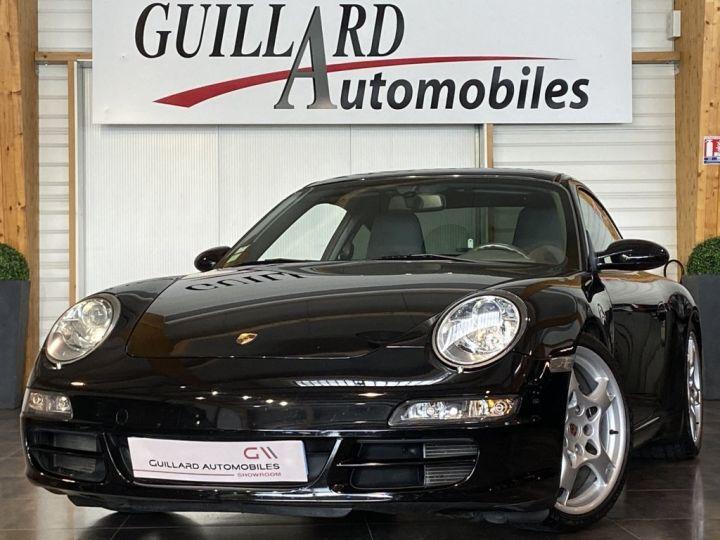 Porsche 911 997 3.6 325ch CARRERA BVM6 NOIR - 1
