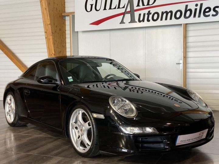 Porsche 911 997 3.6 325ch CARRERA BVM6 NOIR - 4