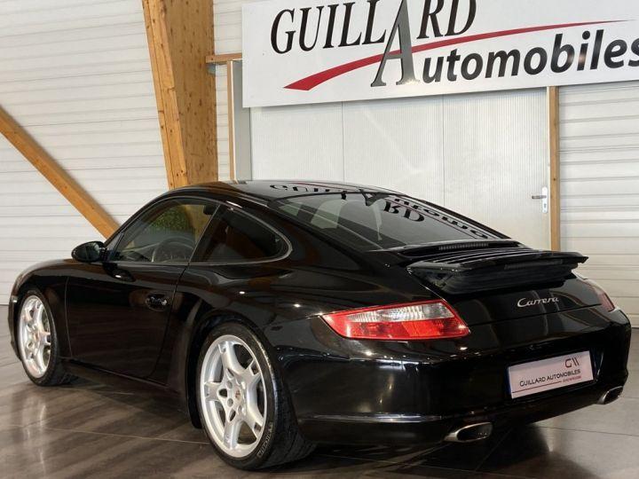 Porsche 911 997 3.6 325ch CARRERA BVM6 NOIR - 7