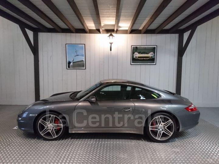 Porsche 911 997 3.8 355 CARRERA S gris metal - 2