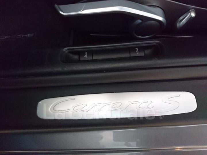Porsche 911 997 3.8 355 CARRERA S gris metal - 9