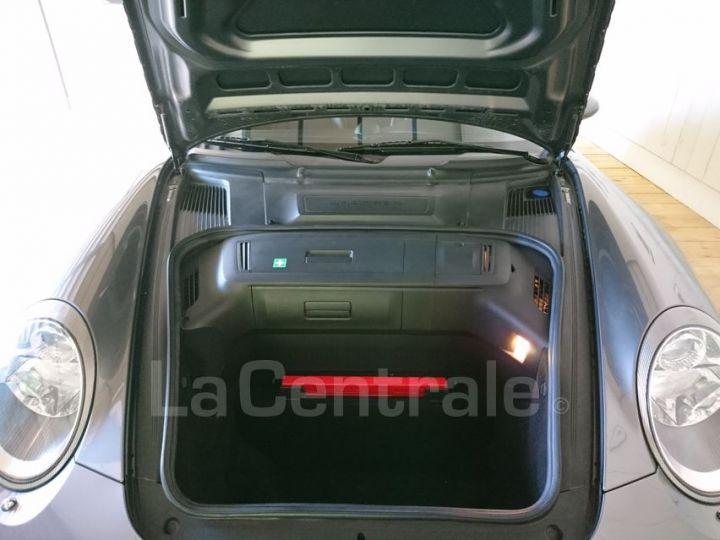 Porsche 911 997 3.8 355 CARRERA S gris metal - 12