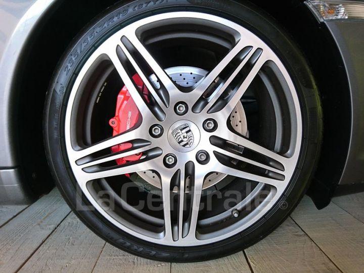 Porsche 911 997 3.8 355 CARRERA S gris metal - 13