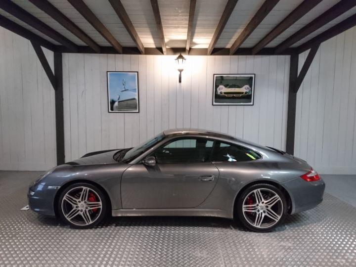 Porsche 911 997 3.8 355 cv Carrera S BV6 Gris - 1