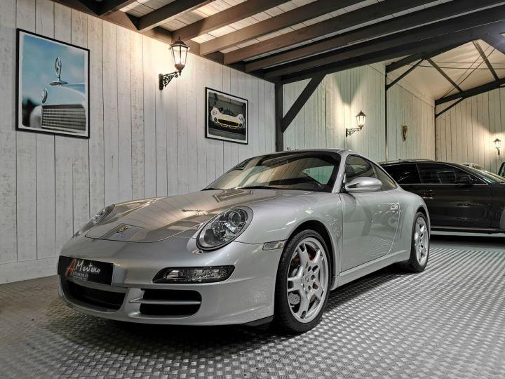 Porsche 911 997 3.8 355 CV CARRERA S BV6 Gris - 2